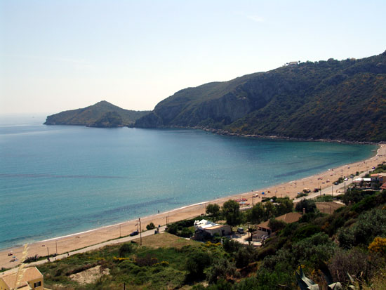 Corfu Airport Transfers-Agios Georgios North Transfer-Shuttle, Bus, Taxis
