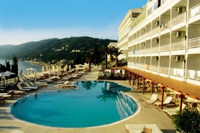Corfu Airport Transfers- Aquis Agios Gordios Beach Hotel Transfer-Shuttle, Bus, Taxis