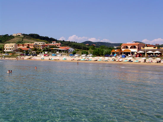 Corfu Airport Transfers-Arrilas Transfer-Shuttle, Bus, Taxis