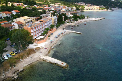 Corfu Airport Transfers- Benitses Transfer-Shuttle, Bus, Taxis