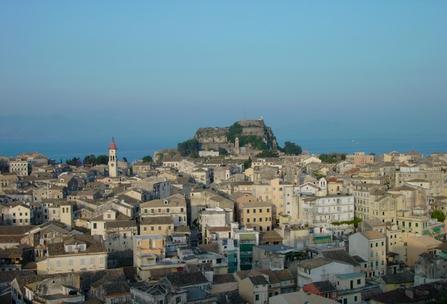 Corfu Airport Transfers- Corfu Town Transfer-Shuttle, Bus, Taxis