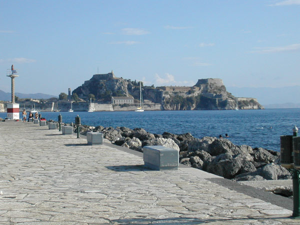 Corfu Airport Transfers-Garitsa Bay Transfer-Shuttle, Bus, Taxis