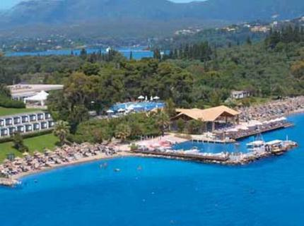 Corfu Airport Transfers- Kontokali Bay Resort and Spa Transfer-Shuttle, Bus, Taxis
