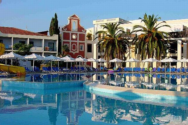 Corfu Airport Transfers- Mitsis Roda Beach Hotel and Spa Transfer-Shuttle, Bus, Taxis