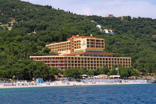 Corfu Airport Transfers- Nissaki Beach Hotel Transfer-Shuttle, Bus, Taxis