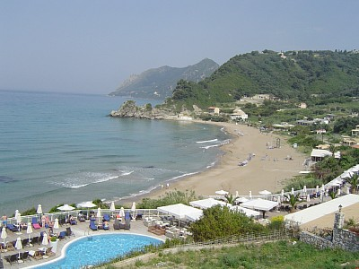 Corfu Airport Transfers- Pelekas Transfer-Shuttle, Bus, Taxis